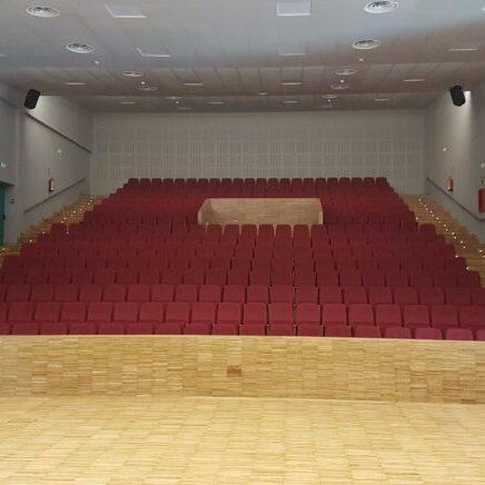 Auditorio municipal de Agolada